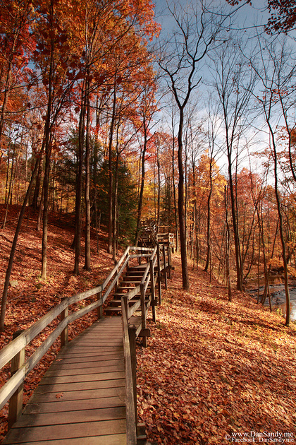 """2013-06-28 - """"Autumn Stairs"""""""