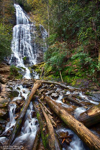Waterfall in NC