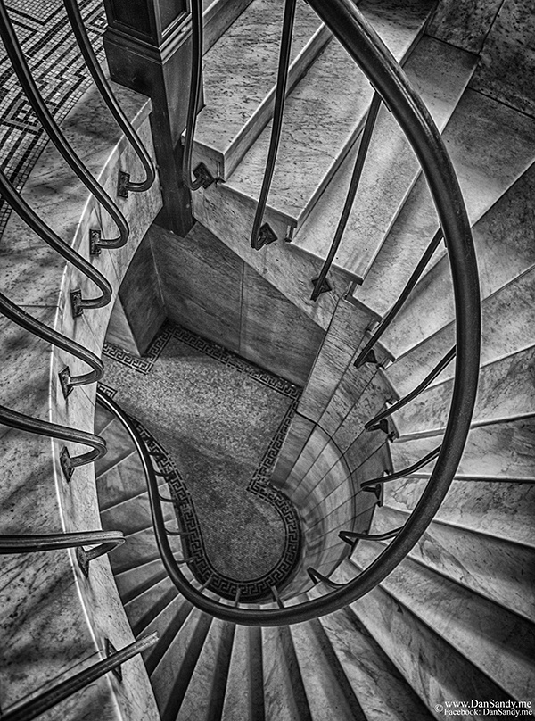 """2016-05-51 - YEC - """"Twisted Stairs"""" - Did not place"""
