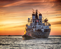 """2017-07-14 - Honorable Mention - Pictorial competition """"The Little Tug boat That Could"""""""
