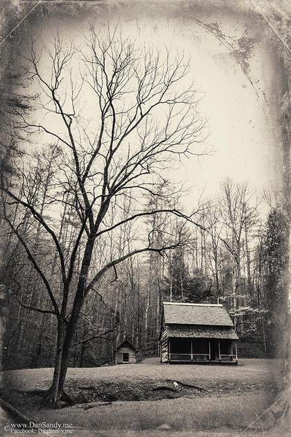 Cades Cove - Smoky Mountain National Park