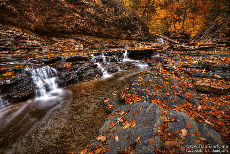 "2016-11-08 - Did Not Place - Pictorial Competition  - ""Beyond Bridal Veil Falls"""