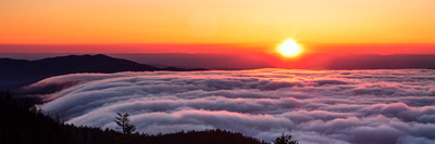 """2017-09-22 - 3rd Place - Nature Competition - """"Sea of Clouds"""""""