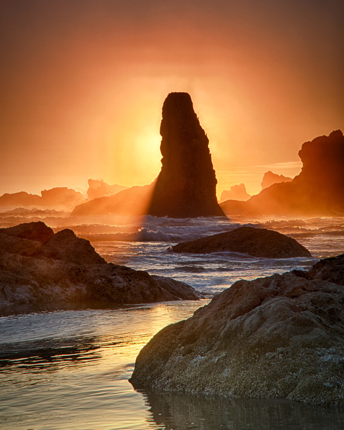 "2017-09-22 - 3rd Place - Nature Competition - ""Oregon Coast"""