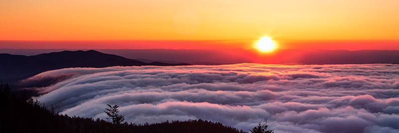 "2017-09-22 - 3rd Place - Nature Competition - ""Sea of Clouds"""