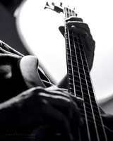 """2017-02-03 - Did Not Place - B&W Competition - """"Bass Player"""""""