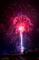 """2017-01-27 - Did Not Place - Pictorial Competition - """"2016 Cleveland Fireworks"""""""